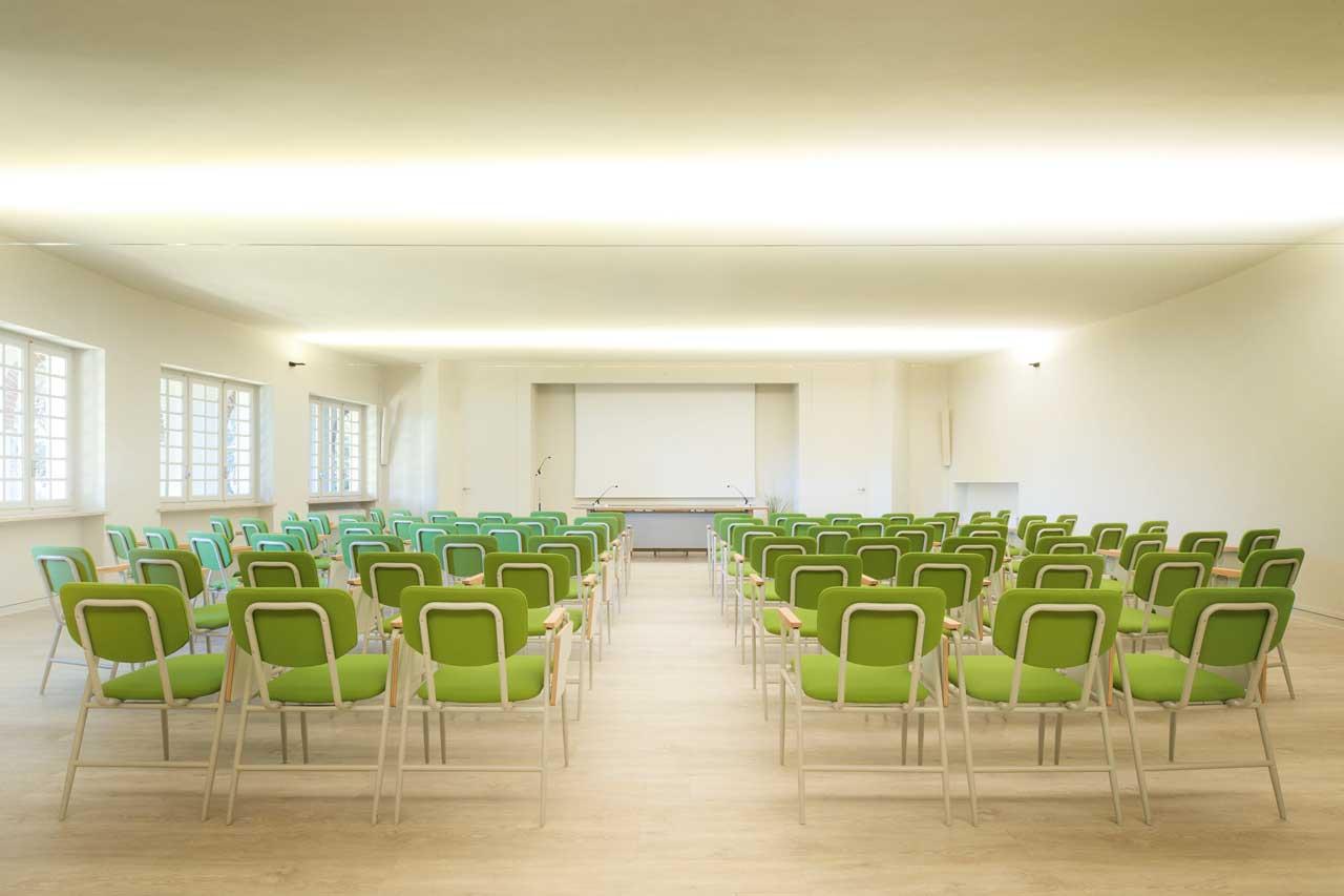 Oasi di Cavoretto - Sala plenaria