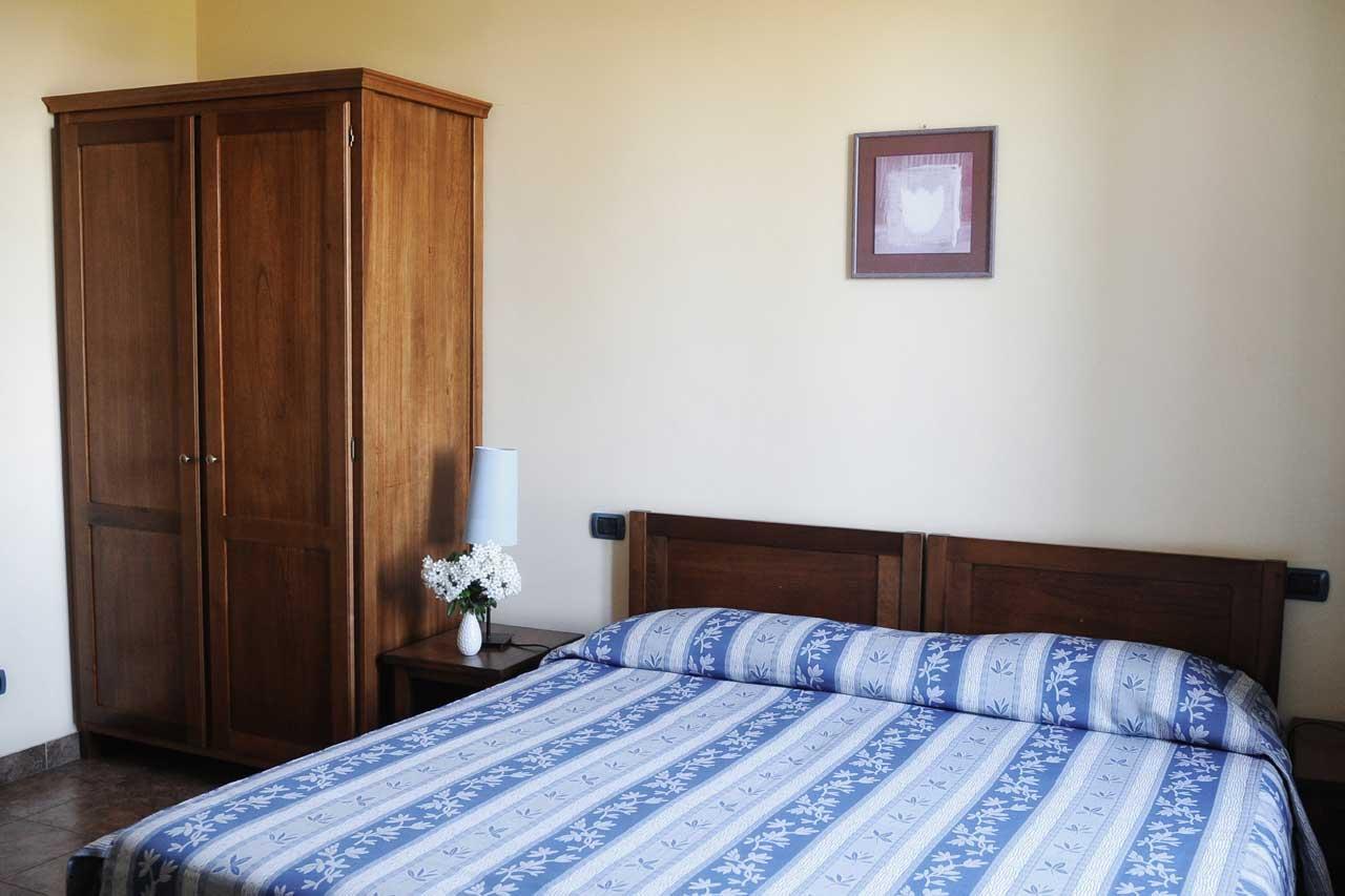 Oasi di Cavoretto - Villa Maria Consolata - Camere