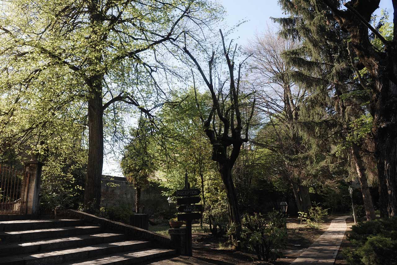 Oasi di Cavoretto - Parco