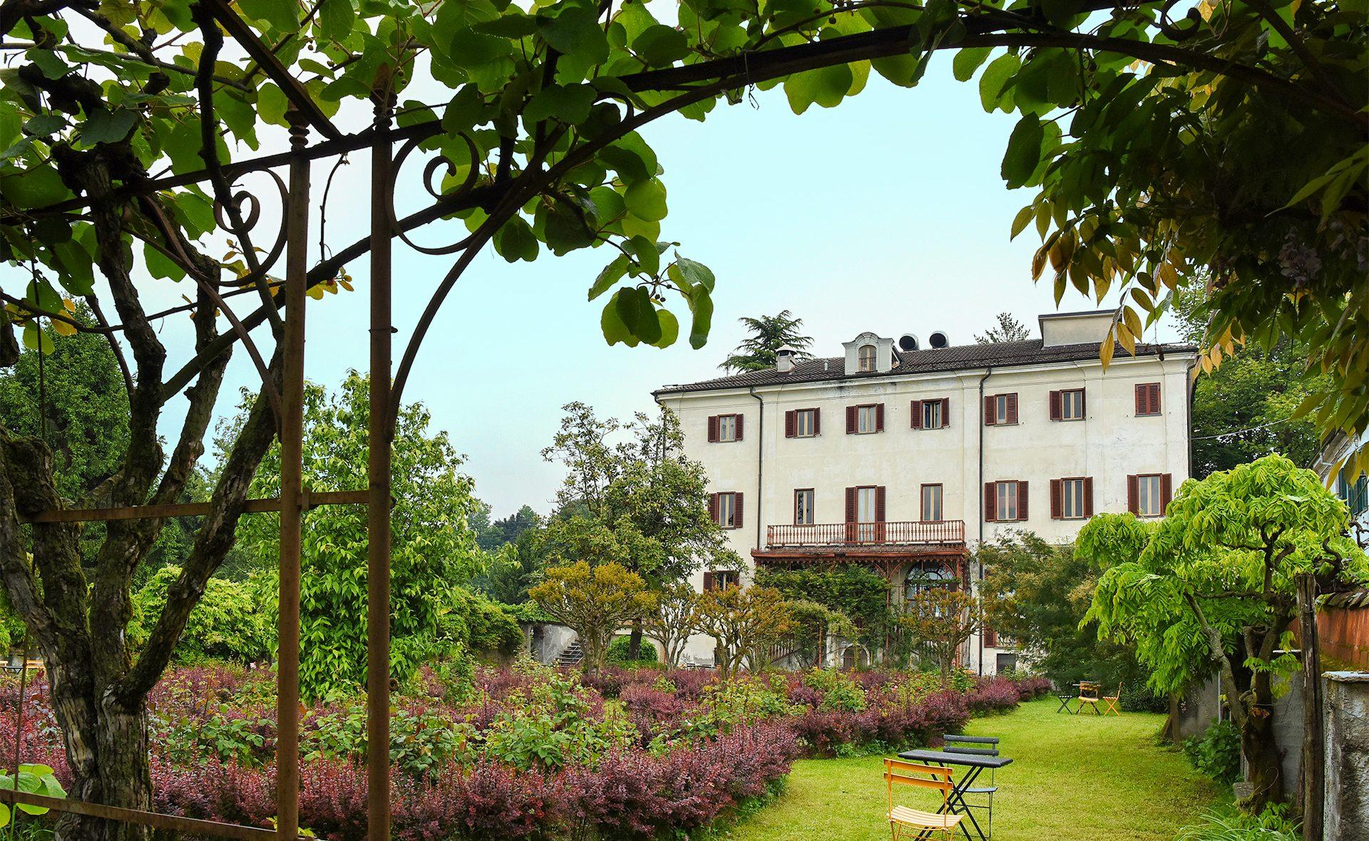 Villa pergolato